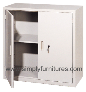 18 gauge storage cupboard