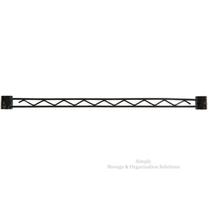 wire shelving accessory- hanger rail