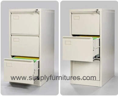 large storage file cabinet 3 drawers