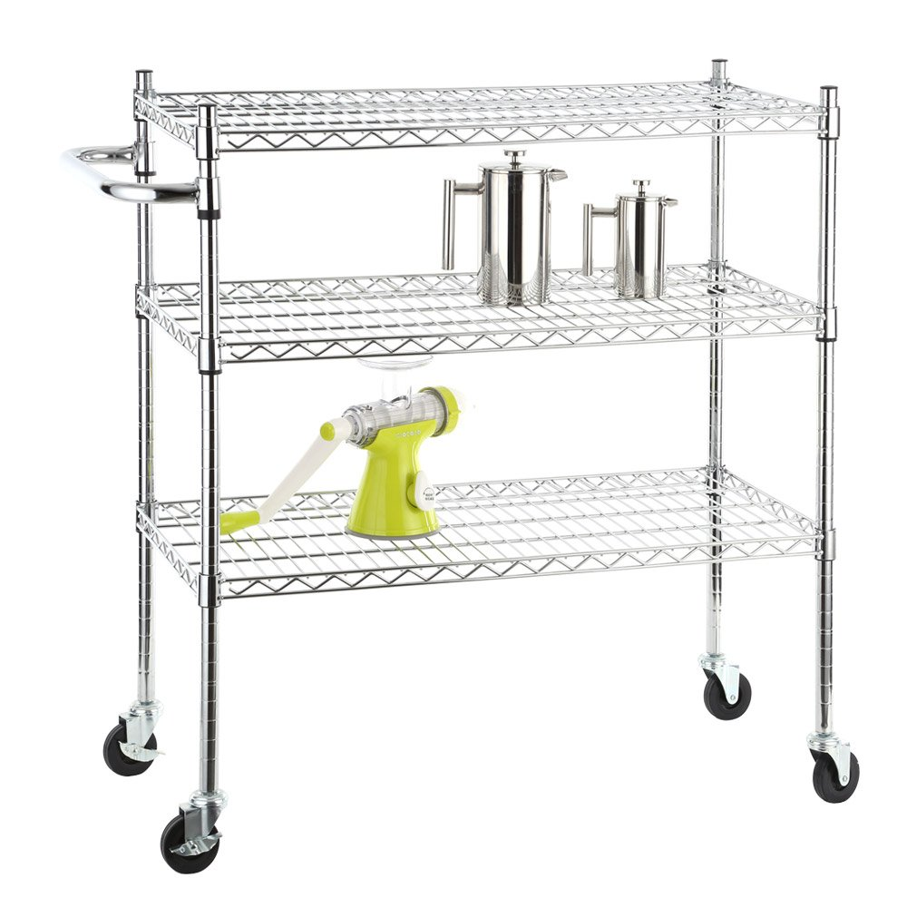 3-Tier-Metal-Mesh-Rolling-cart- shelving-with handle.jpg