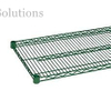 "Restaurant Kitchen 42""X 30"" 4 Tier Wire Rack Unit Adjustable Wire Metal Shelving With Add On S Hook"
